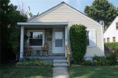 2317 Barrett Avenue, Royal Oak, MI 48067 - MLS#: 218074481