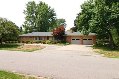 8208 Bluebird Drive, Green Oak Twp, MI 48116 - MLS#: 218074482