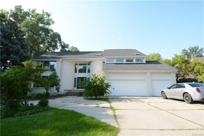 2998 Chambord Drive, West Bloomfield Twp, MI 48323 - MLS#: 218074493