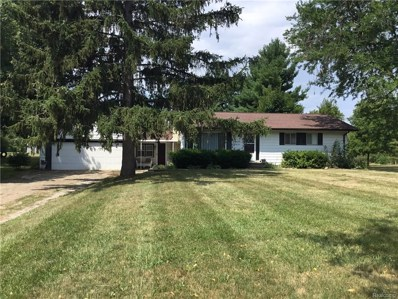 7196 Gale Road, Atlas Twp, MI 48439 - MLS#: 218074500