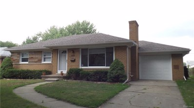 21933 Oconnor Street, St. Clair Shores, MI 48080 - MLS#: 218074618