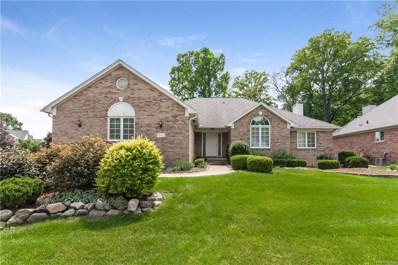 560 Misty Brook Lane, Rochester Hills, MI 48307 - MLS#: 218074620