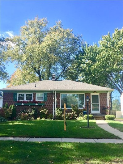 607 Symes Avenue, Royal Oak, MI 48067 - MLS#: 218074630