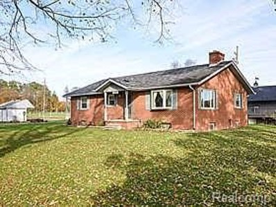 8381 Pingree Road, Putnam Twp, MI 48169 - MLS#: 218074671