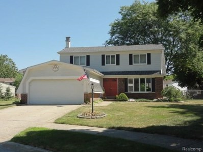 44470 Erik Court, Plymouth Twp, MI 48170 - MLS#: 218074740