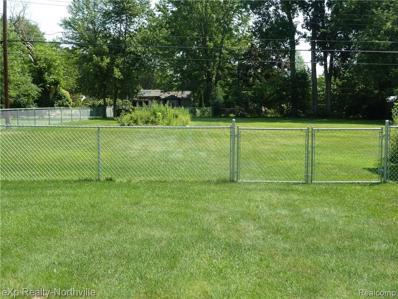 15710 Maxwell Avenue, Northville Twp, MI 48170 - MLS#: 218074753
