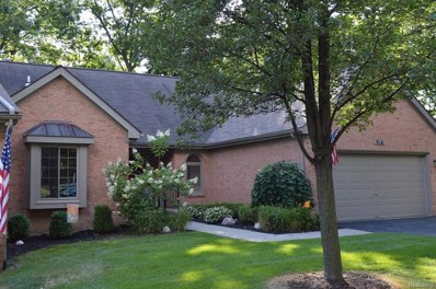 916 Woodridge Hills Drive, Brighton, MI 48116 - MLS#: 218074832