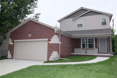 22411 Glen Court, St. Clair Shores, MI 48080 - MLS#: 218074877