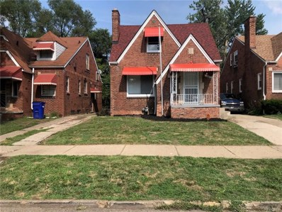 18672 Ohio Street, Detroit, MI 48221 - MLS#: 218074959