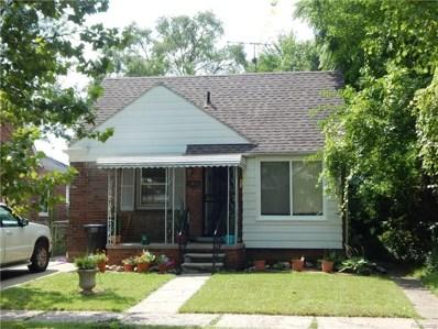 7363 Stout Street, Detroit, MI 48228 - MLS#: 218075003