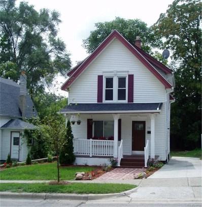 113 W Summit Street, Ann Arbor, MI 48103 - MLS#: 218075091