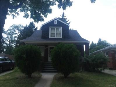 20769 Cyman Avenue, Warren, MI 48091 - MLS#: 218075126