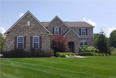 848 Birchwood Court, Oakland Twp, MI 48363 - MLS#: 218075165