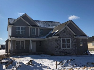 1491 Glass Lake Circle, Oxford Twp, MI 48371 - MLS#: 218075213