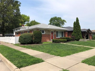 4018 Vassar Street, Dearborn Heights, MI 48125 - MLS#: 218075327
