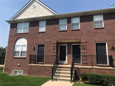 43085 Burlington Drive, Sterling Heights, MI 48313 - MLS#: 218075416