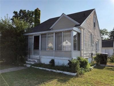 19302 Bloom Street, Detroit, MI 48234 - MLS#: 218075502