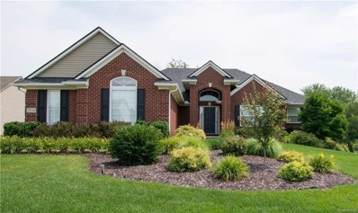 25536 Coach Lane, Lyon Twp, MI 48178 - MLS#: 218075576