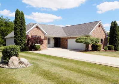 9469 Aspen View Drive, Grand Blanc Twp, MI 48439 - MLS#: 218075605