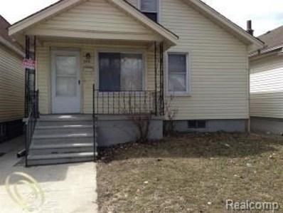 2835 Roulo Street, Dearborn, MI 48120 - MLS#: 218075617
