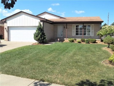 3057 Albany Drive, Sterling Heights, MI 48310 - MLS#: 218075620
