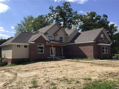 6523 Cambridge Circle, Independence Twp, MI 48346 - MLS#: 218075645