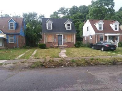 16157 Cruse Street, Detroit, MI 48235 - MLS#: 218075700