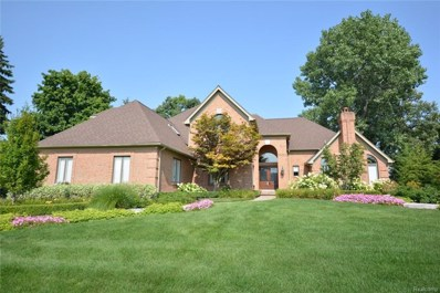 1008 McDonald Drive, Northville, MI 48167 - MLS#: 218075787