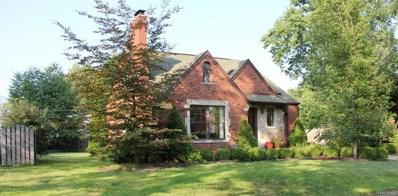 1798 Stanhope, Grosse Pointe Woods, MI 48236 - MLS#: 218075827