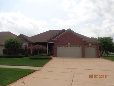 47381 Malburg Way Drive, Macomb Twp, MI 48044 - MLS#: 218075842