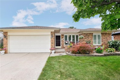 38931 Lowell Court, Sterling Heights, MI 48310 - MLS#: 218075895