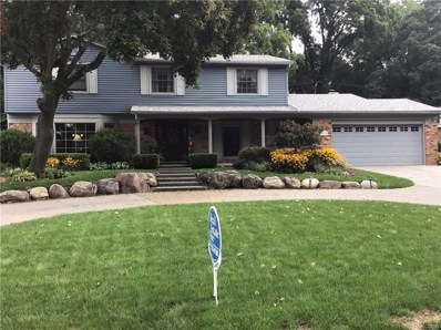30109 Fox Grove Road, Farmington Hills, MI 48334 - MLS#: 218075951