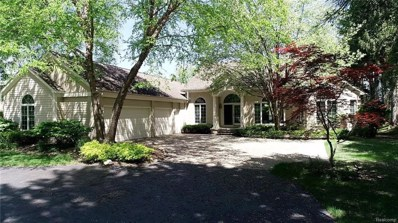 2312 Private Drive, Lake Angelus, MI 48329 - MLS#: 218075980