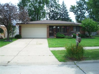 38144 Fairfield Drive, Sterling Heights, MI 48310 - MLS#: 218076004