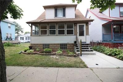 1846 7TH Street, Wyandotte, MI 48192 - MLS#: 218076075