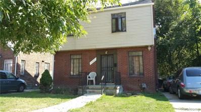 10400 Roxbury Street, Detroit, MI 48224 - MLS#: 218076097