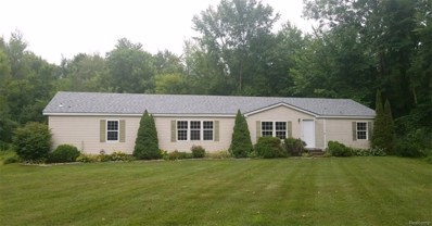 7380 Cribbins Road, Grant Twp, MI 48032 - MLS#: 218076122