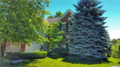 1119 Polo Drive, South Lyon, MI 48178 - MLS#: 218076189