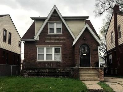 16511 Hartwell Street, Detroit, MI 48235 - MLS#: 218076191
