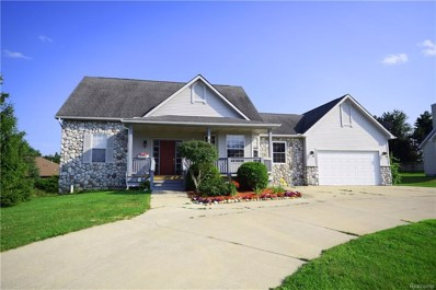 5165 Pine Lake Forest Court, Fenton Twp, MI 48451 - MLS#: 218076206