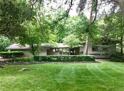 1790 Hammond Court, Bloomfield Hills, MI 48304 - MLS#: 218076286