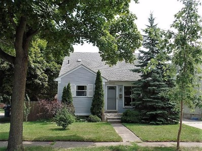 4005 Helen Avenue, Lincoln Park, MI 48146 - MLS#: 218076308