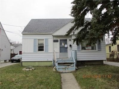 1606 Waldman Avenue, Flint, MI 48507 - MLS#: 218076324
