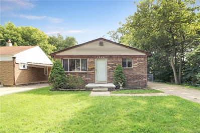 7862 Nightingale Street, Dearborn Heights, MI 48127 - MLS#: 218076363