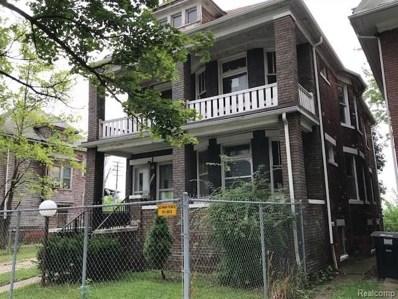 3021 Lothrop Street, Detroit, MI 48206 - MLS#: 218076383
