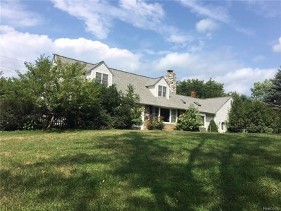 8250 Crofoot Road, Iosco Twp, MI 48836 - MLS#: 218076460