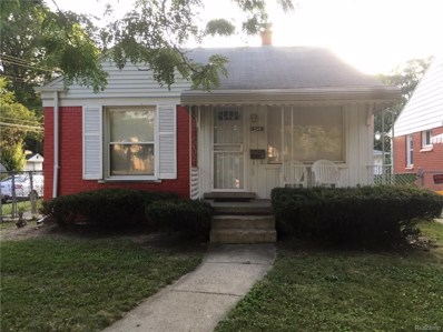 12801 Virgil Street, Detroit, MI 48223 - MLS#: 218076498