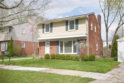 3614 Hillside Drive, Royal Oak, MI 48073 - MLS#: 218076568