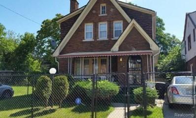 13932 Roselawn Street, Detroit, MI 48238 - MLS#: 218076614
