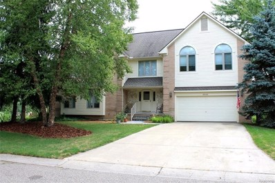 5345 Pond Bluff, West Bloomfield TWP, MI 48323 - MLS#: 218076722